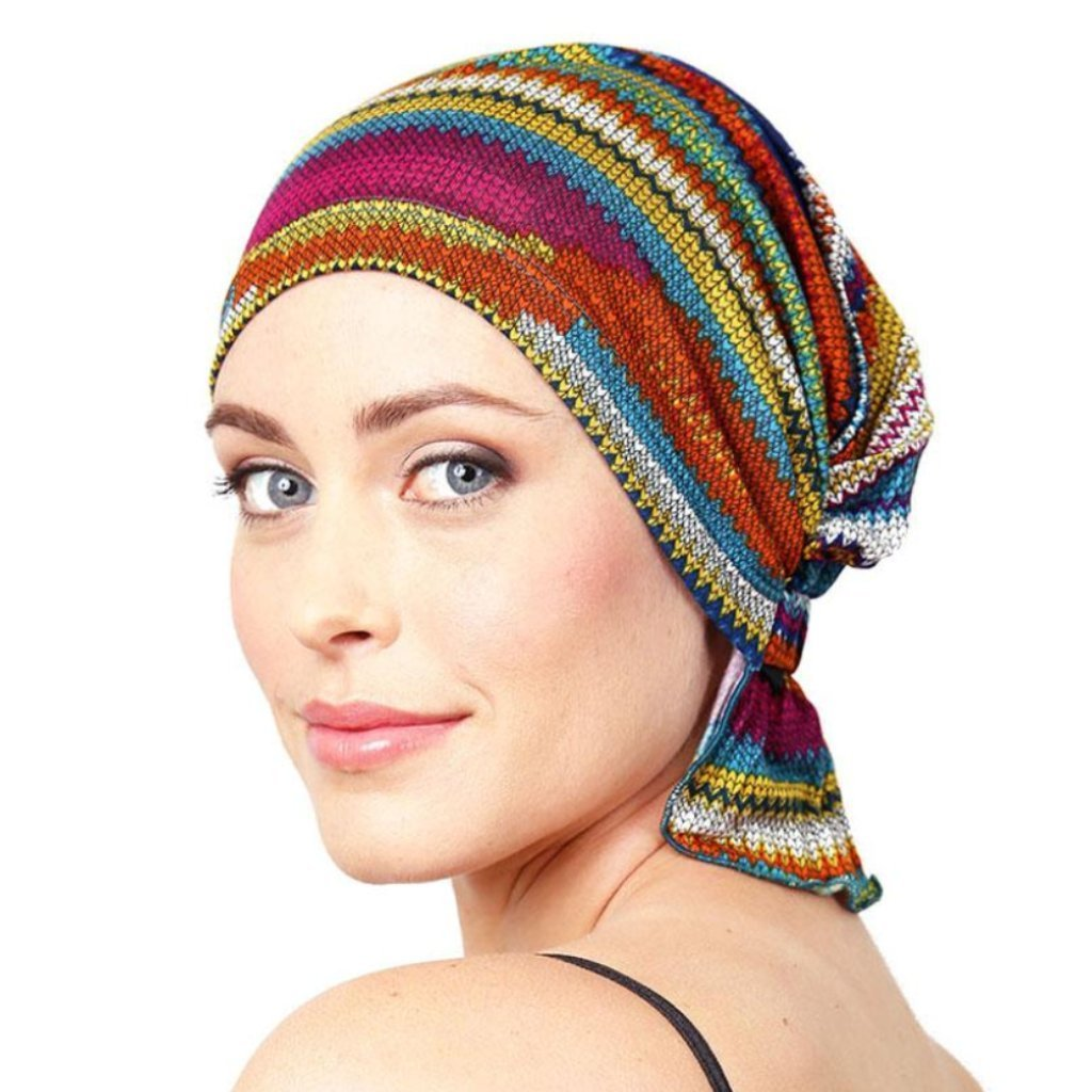 Chemo Beanie  - Stylish Comfortable Chemotherapy Kerchief