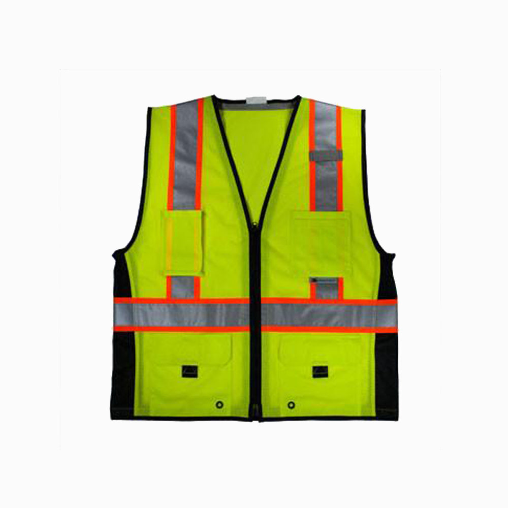 3A Safety Ice Cool Mesh Safety Vest with Black Sides