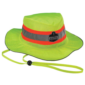 Chill-Its® 8935MF Evaporative Class Headwear Hi-Vis Ranger Hat w/MF