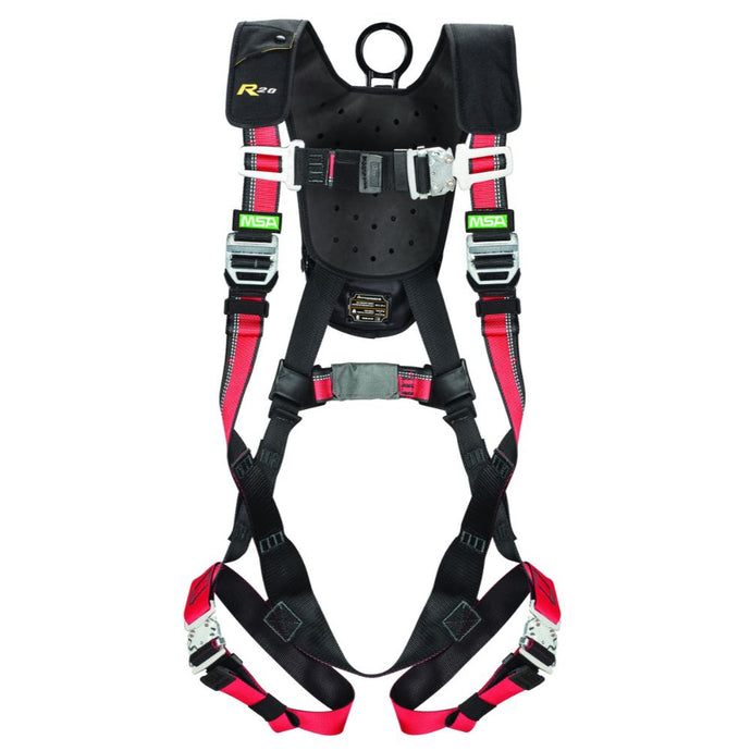MSA Standard Latchways Personal Rescue Device EVOTECH Harness