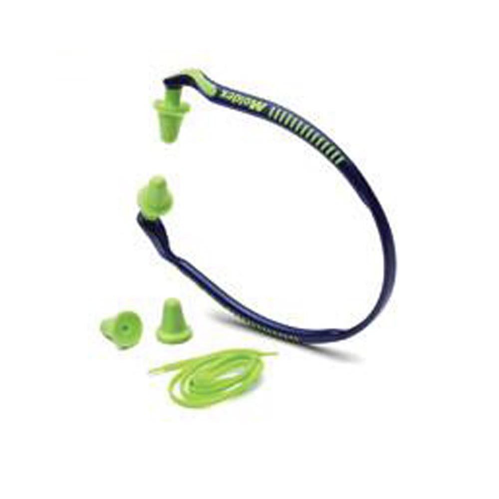 Moldex - Jazz Band - Green Hearing Protector Band And Optional Breakaway Neck Cord