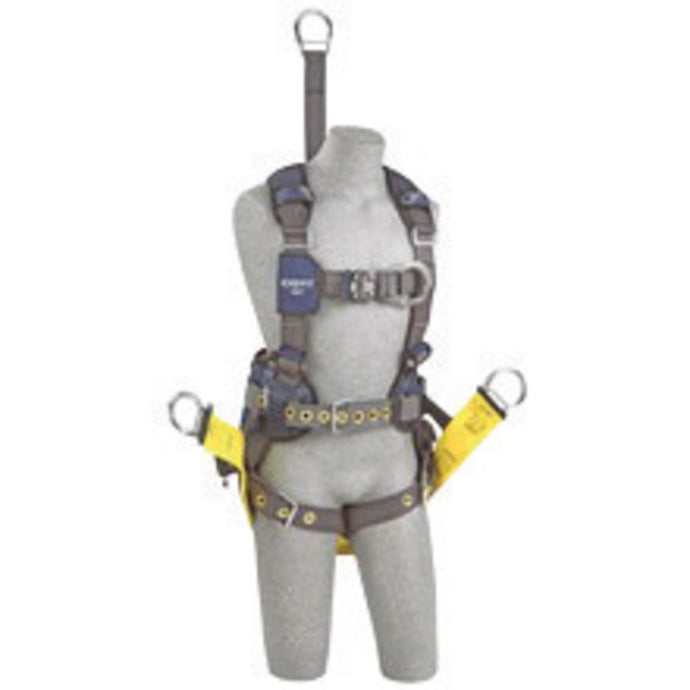 3M DBI-SALA Large ExoFit NEX Full Body/Vest Style Harness With Tech-Lite