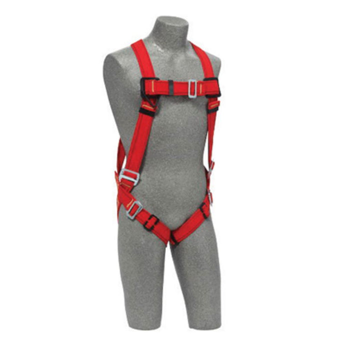 3M DBI-SALA Medium/Large PROTECTA PRO Welder's Vest Style Harness With Back D-Ring And Pass Thru Buckle Leg Strap