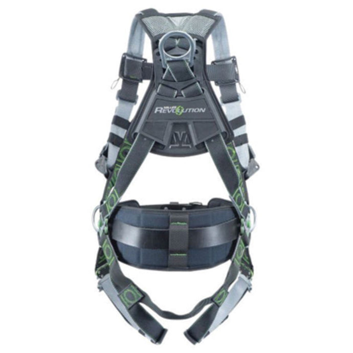 Miller Revolution Universal Tower Climbing Full Body Harness