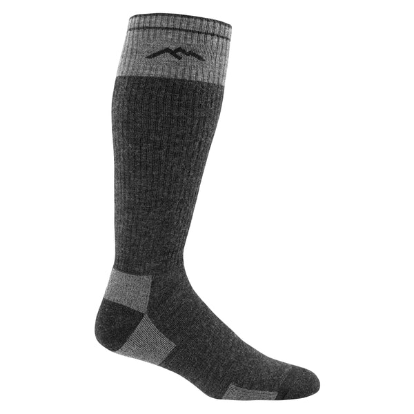 Darn Tough Merino Hunter Over-the-Calf Extra Cushion 2013 Socks Charcoal by Darn Tough Vermont | Gear - goHUNT Shop