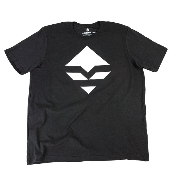 goHUNT Black & White T-Shirt by goHUNT | Apparel - goHUNT Shop