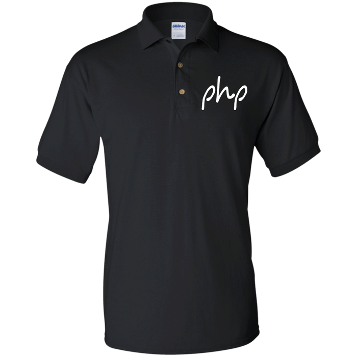 Embroiderd php Polo Shirt