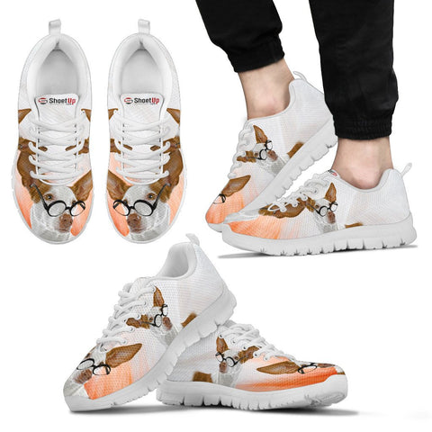 Ibizan Hound Men Running Shoes - Free Shipping
