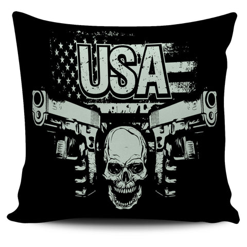 USA-Pillow Cover - Free Shipping