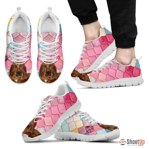 Aidi(Atlas Mountain) Bloodhound Dog-Running Shoes-Free Shipping