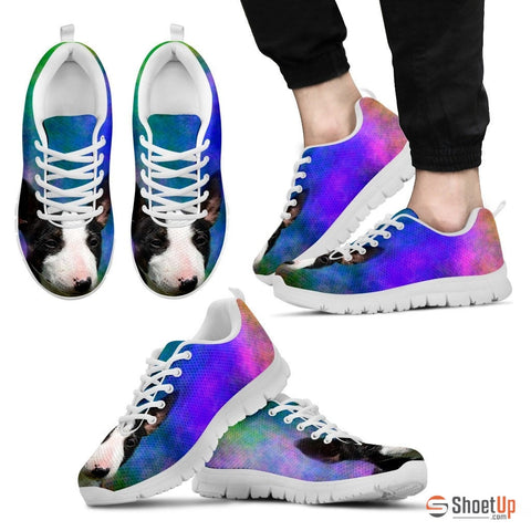 Bull Terrier-Dog Shoes For Men Running Shoes - Free Shipping