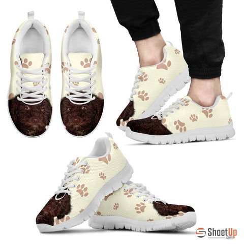 Spanish Water Dog Running Shoes - Free Shipping
