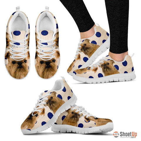 Brussels Griffon Dog Running Shoes - Free Shipping
