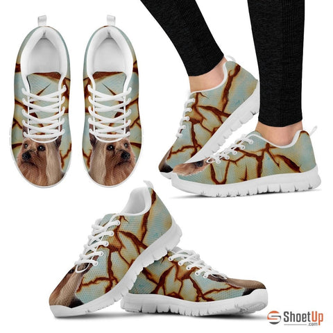 Silky Terrier Dog Running Shoes - Free Shipping