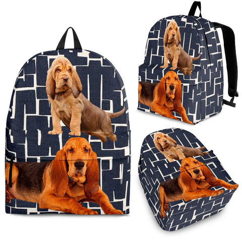 Bloodhound Dog Back Pack,