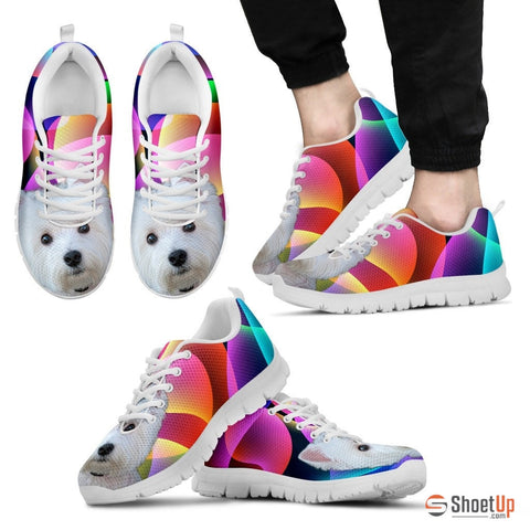 Westie Dog Running Shoes - Free Shipping