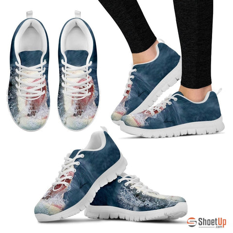 Impression Shark Running Shoes - Free Shipping