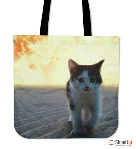 Impression Cat Tote Bag-Free Shipping