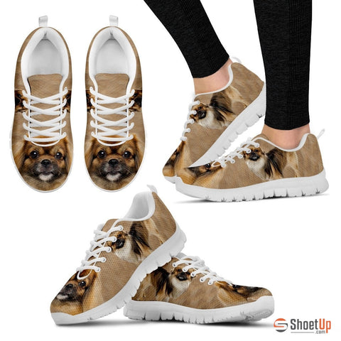 Tibetan Spaniel Dog Running Shoes - Free Shipping