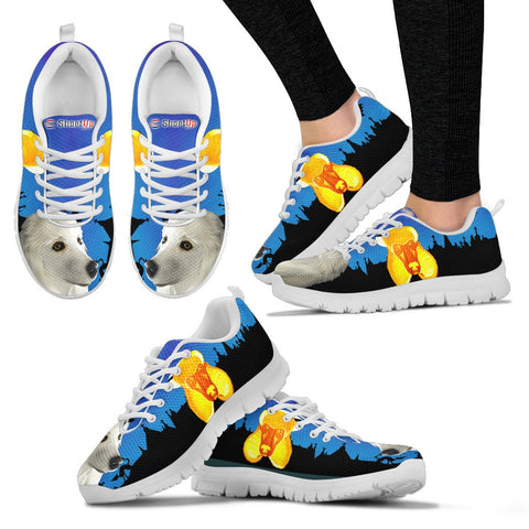 Poodle Halloween-Running Shoes - Free Shipping