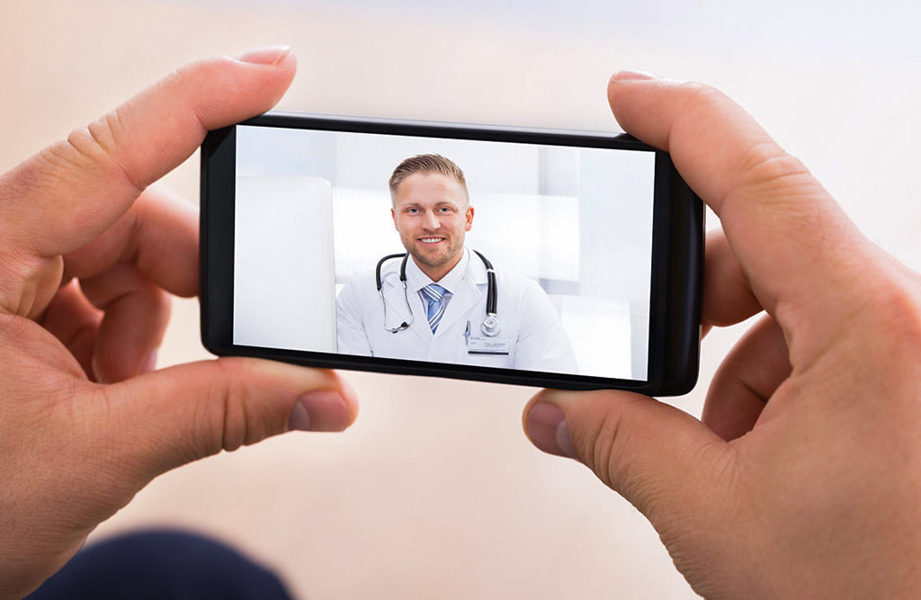 How can doctors put electronic communication to good use in reaching out to patients?