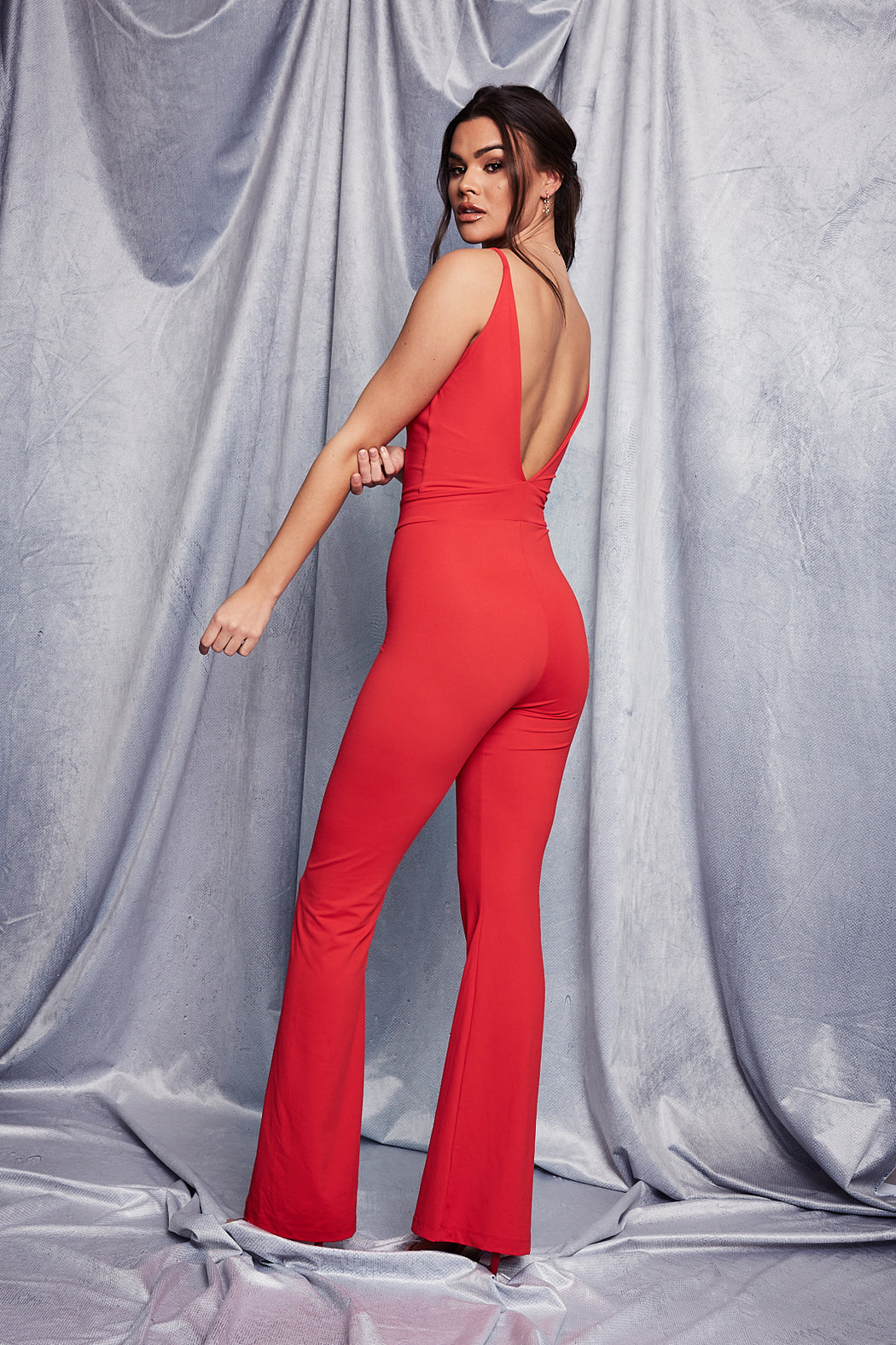 Stanley Jumpsuit | Red