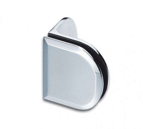 Corner Clamp Romana 90° glass/wall