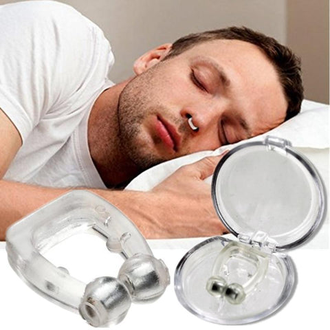 Image of clip nasal anti-ronflement snore stopper
