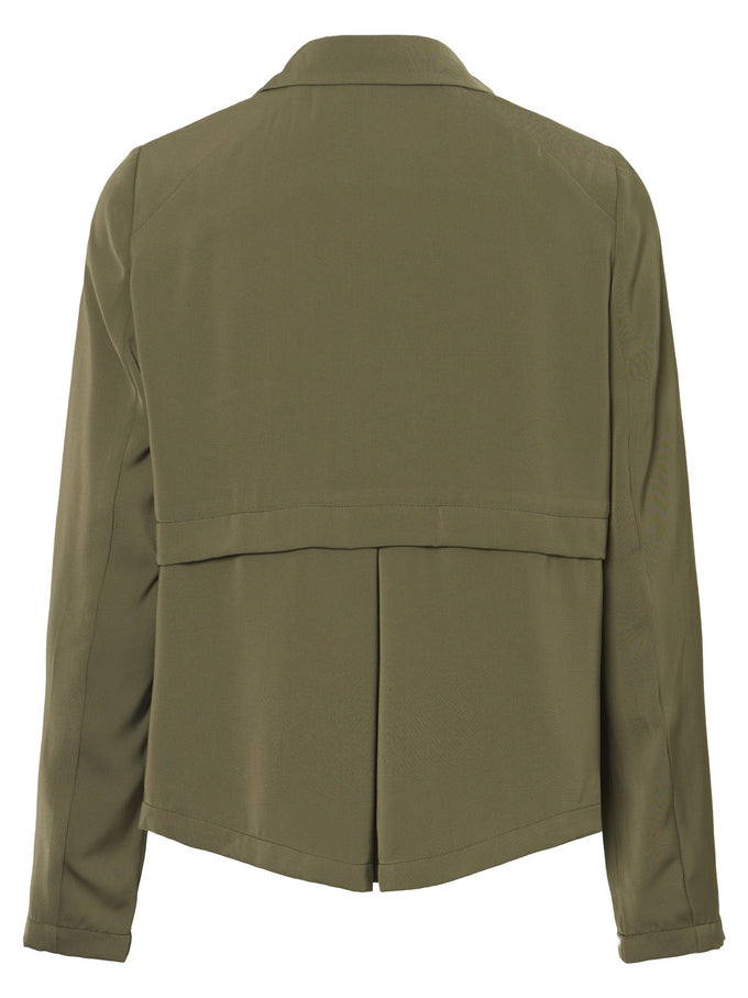 FLUID BLAZER IVY GREEN