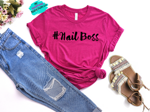 Nail Tech Tee's - MyShoppingAddiction.co