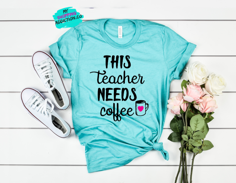 Teacher Tee's (sizes: 2XL-3XL) - MyShoppingAddiction.co