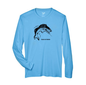 SOC UV Protection Fishing Jersey