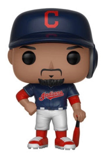 Francisco Lindor - MLB Cleveland Indians - Funko Pop! Vinyl Figure - MAY