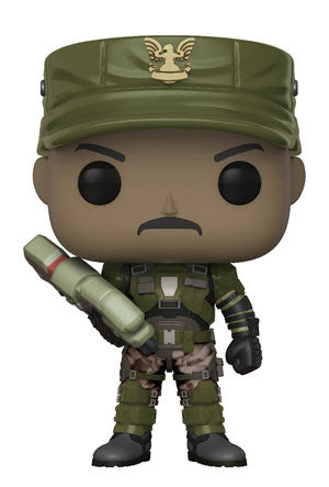Sgt Johnson - Halo - Funko Pop Vinyl Figure - 2018