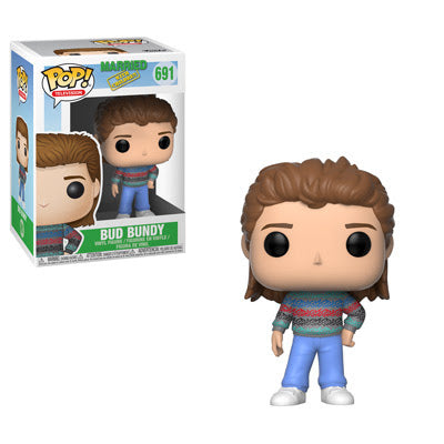 Bud Bundy - Married With Children - Funko Pop Vinyl OCTOBER