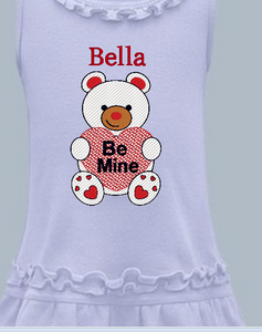 Be Mine Bear 6x4