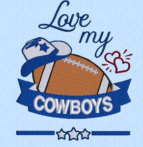 Love My Cowboys 5x6