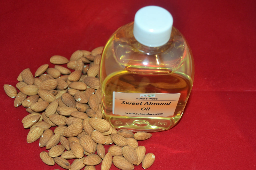 Why I love Sweet Almond Oil