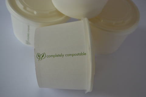 Biodegradable Soup Bowls