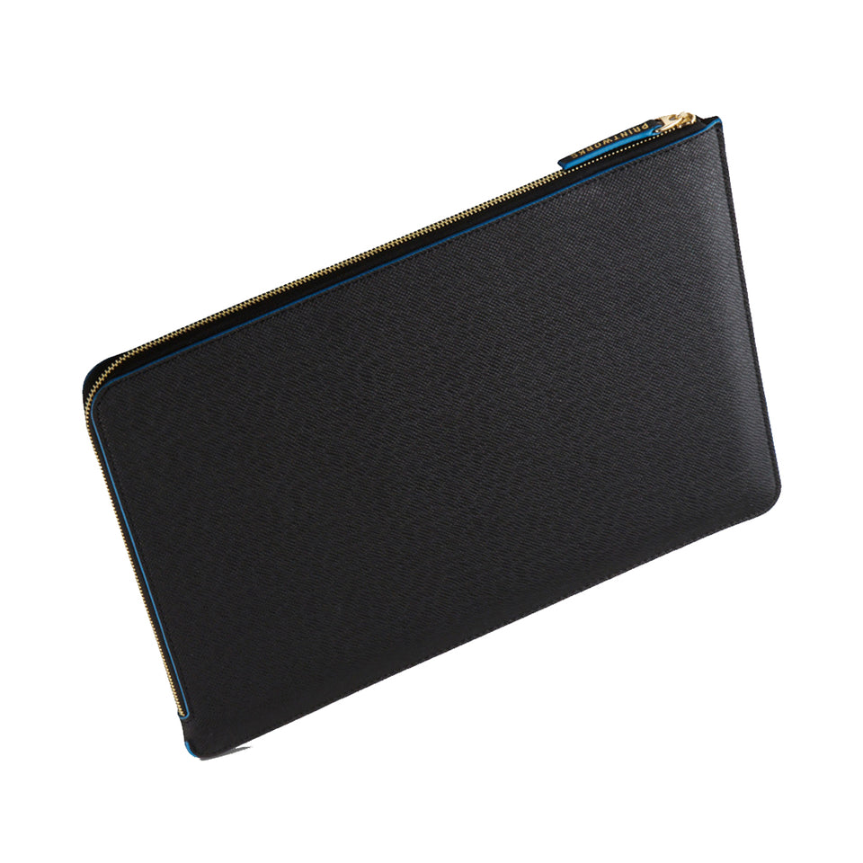 BLACK/BLUE LAPTOP CASE 13-15 INCH