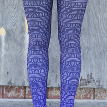 MIDNIGHT KAKINNIIT LEGGINGS