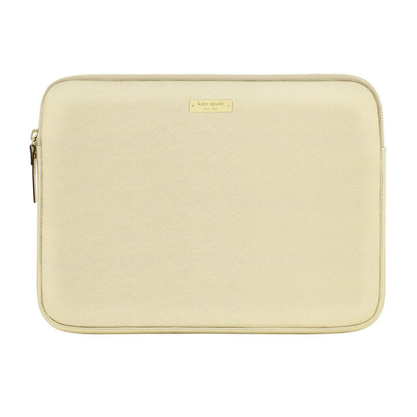 Shop Australia stock Kate Spade New York Saffiano Sleeve for Macbook 13 inch - Metallic Gold with free shipping online. Shop Kate Spade New York collections with afterpay