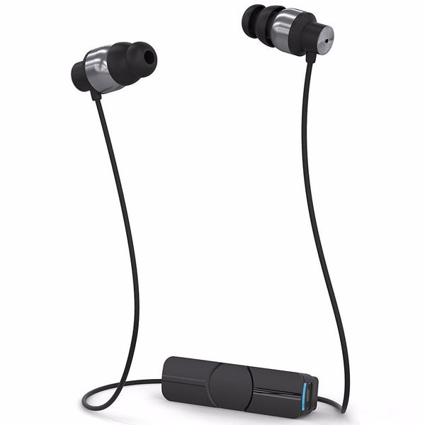 Genuine and original ZAGG iFrogz Audio Impulse Wireless Bluetooth Earbuds - Black/Silver. Free express shipping Australia wide from authorized distributor and official store Syntricate.