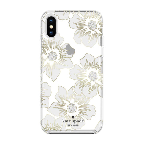 Shop Australia stock KATE SPADE NEW YORK PROTECTIVE HARDSHELL CASE FOR IPHONE XS MAX - FLORAL PRINT/CLEAR/STONES with free shipping online. Shop Kate Spade New York collections with afterpay
