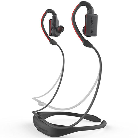 Shop Australia stock BRAVEN FLYE SPORT POWER BLUETOOTH EARBUDS - GREY/RED with free shipping online. Shop BRAVEN collections with afterpay