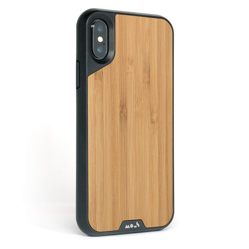 Shop Australia stock MOUS LIMITLESS 2.0 AIROSHOCK PROTECTIVE CASE FOR IPHONE XS/X - BAMBOO with free shipping online. Shop Mous collections with afterpay Australia Stock