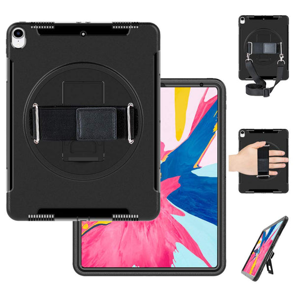 ipad pro 12.9 inch case with hand straps from flexiigravity australia