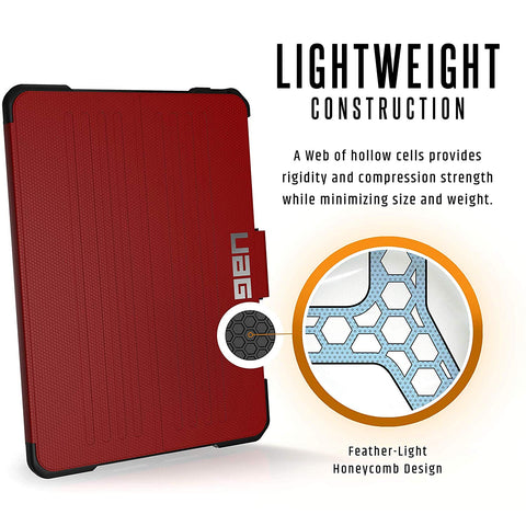 Shop Australia stock UAG METROPOLIS RUGGED FOLIO CASE FOR IPAD PRO 11-INCH - MAGMA with free shipping online. Shop UAG collections with afterpay