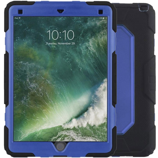 iPAD AIR 10.5 & ipad PRO 10.5 Griffin rugged case australia. Blue black strong case with all round protection