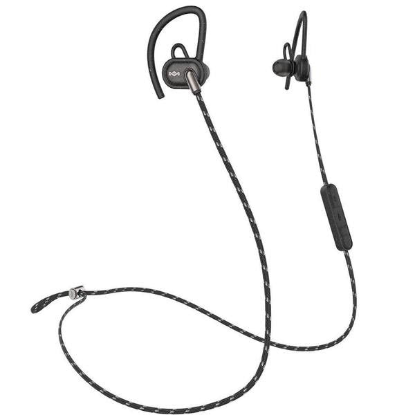 buy online wireless earphone balck color
